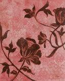 La Vie en Rose II Prints by Loretta Linza