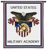 United States Military Academy Wall Tapestry