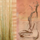 Meditation Study II Prints by Max Kab
