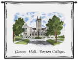 Boston College, Gasson Hall Wall Tapestry