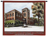 University of Southern California (USC), Bovard Library Wall Tapestry