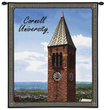 Cornell University, McGraw Tower Wall Tapestry