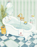 Claw Tub Prints by Paul Brent