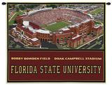 Florida State University (FSU), Doak Campbell Stadium Wall Tapestry
