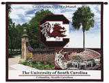 University of South Carolina, Carolina on My Mind Wall Tapestry