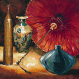 Asian Still Life II Prints by S. Rodriguez