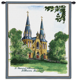 Villanova University, St. Thomas Church Wall Tapestry