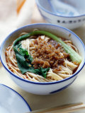 Dan Dan Noodles, Sichuan Cuisine, Chongqing, China Photographic Print by Greg Elms