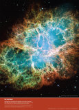 The Crab Nebula Art