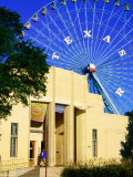 Dallas Museum of Natural History at Fair Park, Dallas, Texas Photographic Print by Richard Cummins