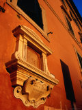 Late Afternoon Glow on Building in Trastevere, Rome, Italy Photographic Print by Glenn Beanland