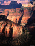 North Rim, as Seen from Imperial Point Lookout, Arizona Photographic Print by Mark Newman