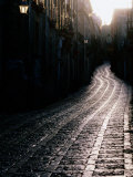 Corso Vittorio Emanuele, Sicily, Italy Fotodruck von John Elk III