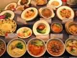 Plastic Food, Kappabashi Dori, Asakusa, Tokyo, Kanto, Japan Photographic Print by Greg Elms