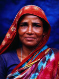 Rice Trader at Market, Dhaka, Bangladesh Photographic Print by Richard I'Anson