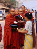 Using Rice, Myanmar Photographic Print by Richard I'Anson