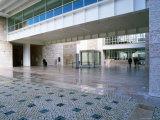 Centro Cultural de Belem and Museo de Design, Lisbon, Portugal Photographic Print by Brent Winebrenner