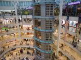 Suria KLCC Shopping Centre Inside Petronas Towers, Kuala Lumpur, Wilayah Persekutuan, Malaysia Photographic Print by Greg Elms