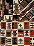 Detail of Weaving, La Paz, Bolivia Photographic Print by Richard I'Anson