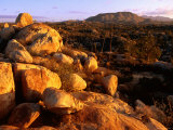 Boulder Field, Catavina, Baja California, Mexico Photographic Print by John Elk III