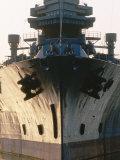 Battleship USS Texas, Houston, Texas Photographic Print by Holger Leue