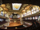 Palau de la Musica Catalana, Barcelona, Catalonia, Spain Reproduction photographique par Krzysztof Dydynski