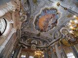 Salone Da Ballo in Ca' Rezzonico, Venice, Italy Photographic Print by Krzysztof Dydynski