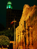 Fort Alamo, San Antonio, Texas Photographie par Holger Leue