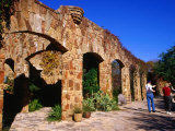 Lady Bird Johnson Wildflower Center in Austin, Texas Photographic Print by Richard Cummins