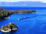 Emerald Bay, Lake Tahoe, California Photographic Print by Thomas Winz