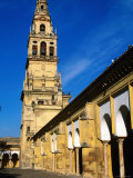 Mesquita Catedral and Minaret, Cordoba, Andalucia, Spain Photographic Print by John Elk III