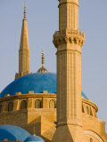 Grand Mosque, Beirut, Bayrut, Lebanon Photographic Print by Holger Leue