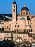 Basilica Metropolitana, Urbino, Marche, Italy Photographic Print by John Elk III