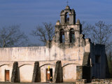 Mission San Juan at San Antonio Mission Nh Park, San Antonio, Texas Photographic Print by John Elk III