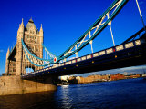 Tower Bridge, London, Greater London, England Photographic Print by Thomas Winz