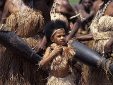 Port Moresby Cultural Festival, Papua New Guinea Photographic Print by Holger Leue