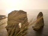 Pigeon Rocks, Beirut, Bayrut, Lebanon Photographic Print by Holger Leue