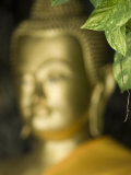 Buddha, Wat Chana Songkhram, Bangkok, Thailand Photographic Print by Brent Winebrenner
