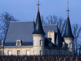 Chateau Pichon-Longueville, Burgundy, France Photographic Print by Oliver Strewe