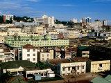 Modern Cityscape, Kampala, Kampala, Uganda Photographic Print by Ariadne Van Zandbergen