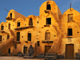 Four Story Ksar, Ksar Ouled Soltane, Tatouine, Tunisia Photographic Print