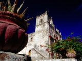Mission San Ignacio Built in 1786, San Ignacio, Baja California Sur, Mexico Photographic Print by Brent Winebrenner
