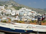 Harbour at San Angelo, Ischia, Campania, Italy Photographic Print by Greg Elms