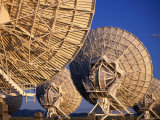 NRAQ, the Largest Radio Telescope in the World, New Mexico Fotografie-Druck von John Elk III