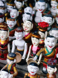 Water Puppets for Sale, Hanoi, Vietnam Photographic Print by Christopher Groenhout
