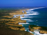 Twelve Apostles Coastline, Port Campbell National Park, Victoria, Australia Photographic Print by Christopher Groenhout