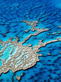 Hardy Reef, Near Whitsunday Islands, Great Barrier Reef, Queensland, Australia Photographie par Holger Leue