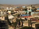 Town Buildings, Luderitz, Karas, Namibia Photographic Print by Ariadne Van Zandbergen