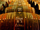 Barrels of Hennessy Cognac, Cognac, Poitou-Charentes, France Photographic Print by Oliver Strewe