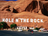Hole-In-The-Rock Souvenirs Near Moab, Moab Photographic Print by Holger Leue